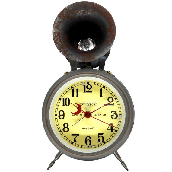 Bugle Clock( Aging)_01