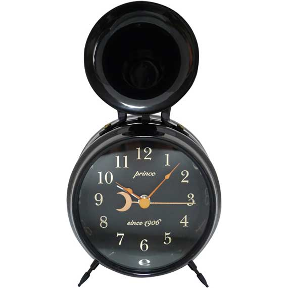 Bugle Clock (First)Black_01