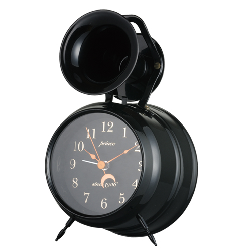 Bugle Clock (First)Black_02
