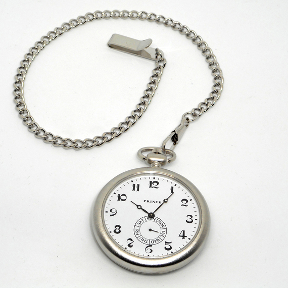 Reprint pocketwatch white【復刻版】懐中時計_07