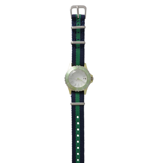 ENOGU(DIVER)NATO belt / Green _01