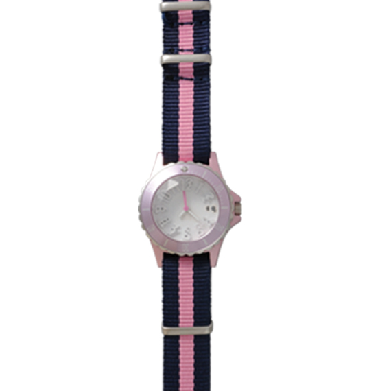 ENOGU(DIVER)NATO belt / Pink_02